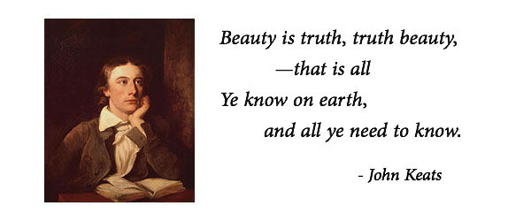 an analysis of the theme of beauty in john keats poems