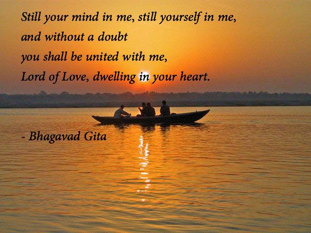 gita quotes like success