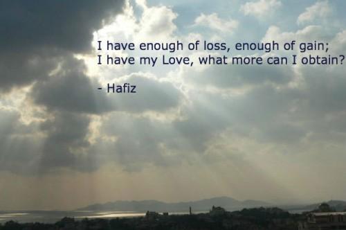 Poet Seers » Sufi Poems