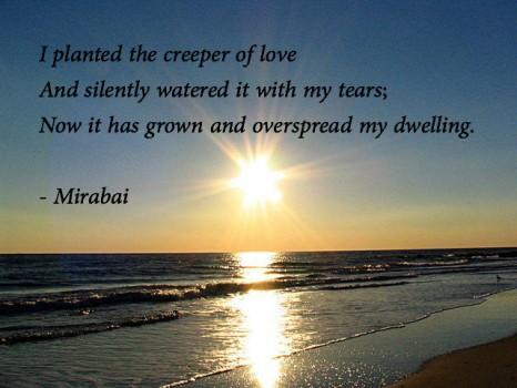 mirabai poems