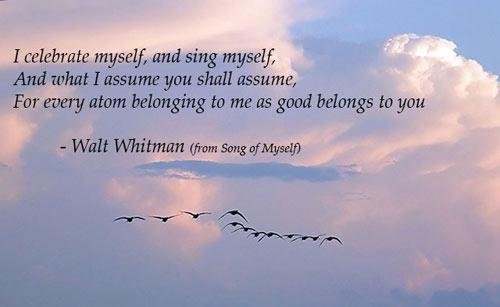 Whitman poetry