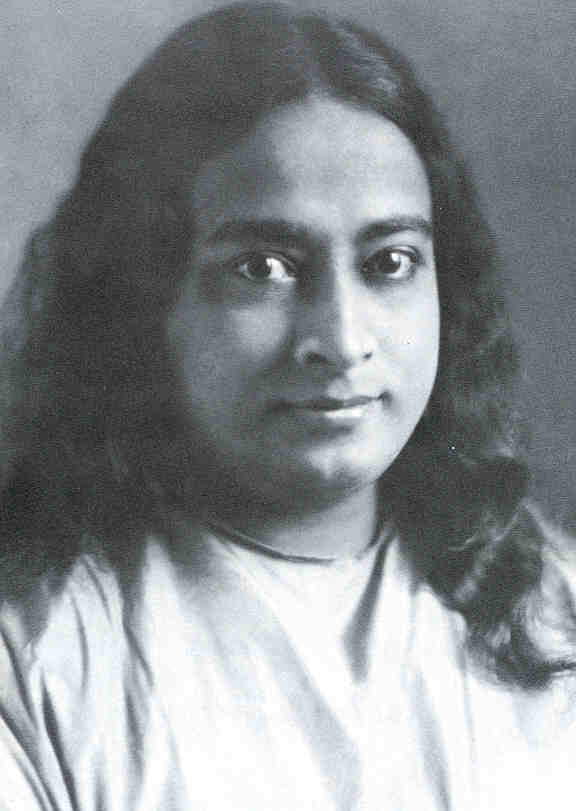 Image result for Paramahansa Yogananda
