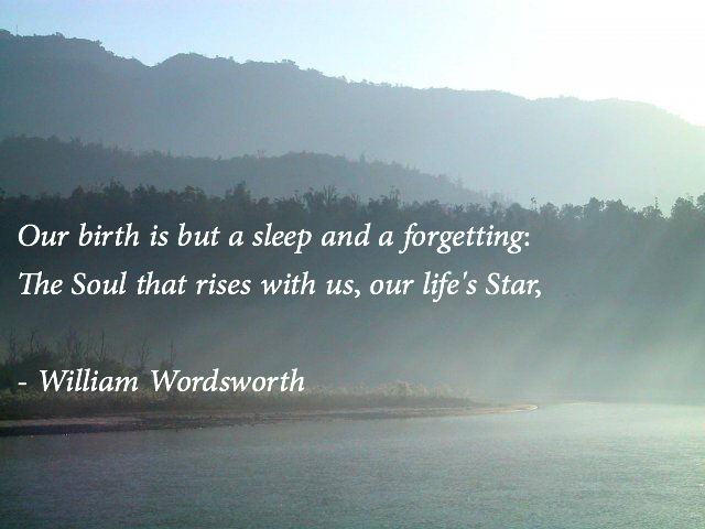 sleeping disorders in the poem to sleep by william wordsworth There was a time when meadow, grove, and stream,: the earth, and every common sight, to me did seem : apparell'd in celestial light, the glory and the freshness of a dream.